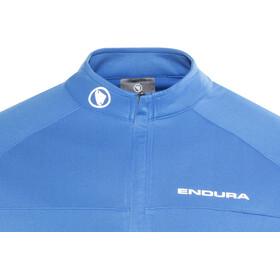 Endura Xtract II Koszulka kolarska z krótkim rękawem Mężczyźni, ocean